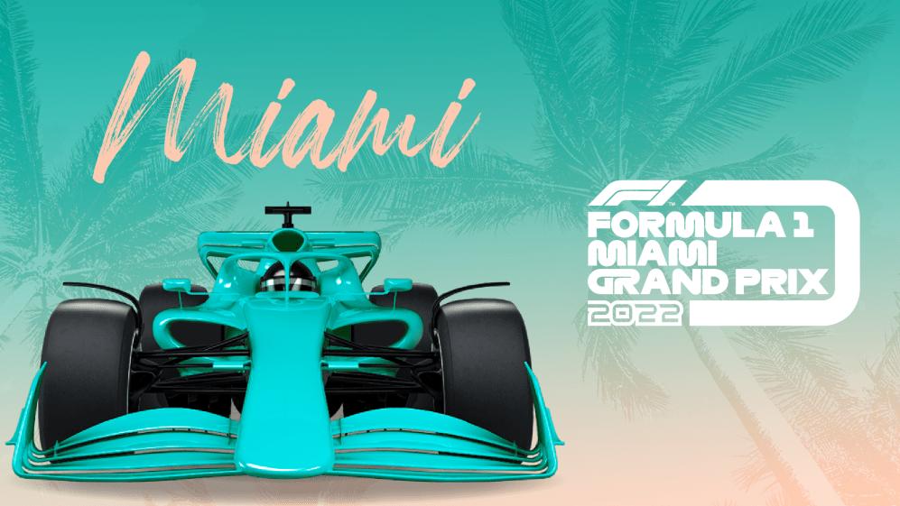 Formula 1 Miami starting in 2022