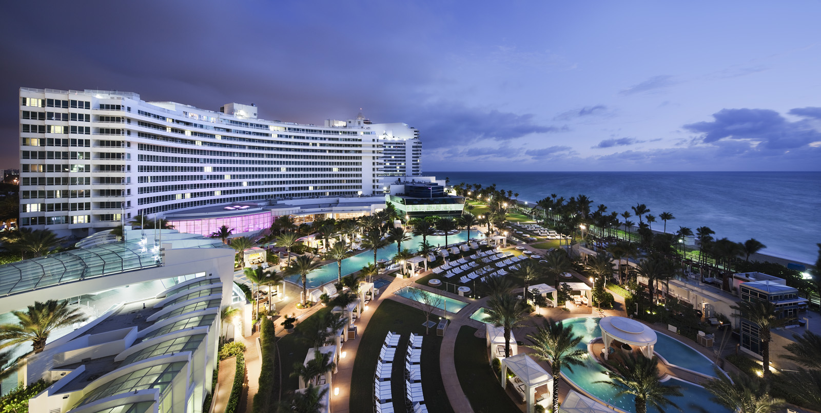 Fontainebleau Miami Beach announces featured restaurants and menus for Miami Spice 2014