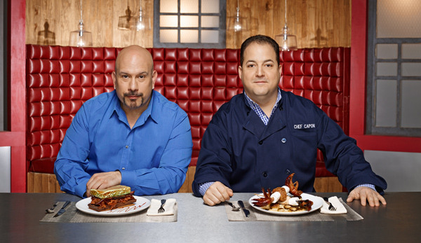 Lure Fishbar's Josh Capon to Host FRANKENFOOD, Premiering Sunday, June 22nd