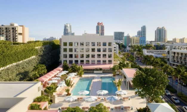 The Goodtime Hotel, A New Hospitality Endeavor Between David Grutman And Pharrell Williams, Opens On South Beach