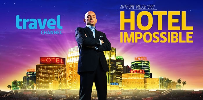 """Hotel Fixer"" Anthony Melchiorri takes on hotels in Miami with new series ""Hotel Impossible"""