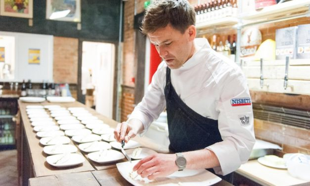 British Chef Justin Brown talks Miami's Booming Food Scene
