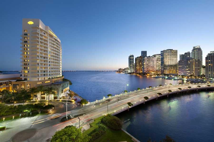 Mandarin hotel Miami
