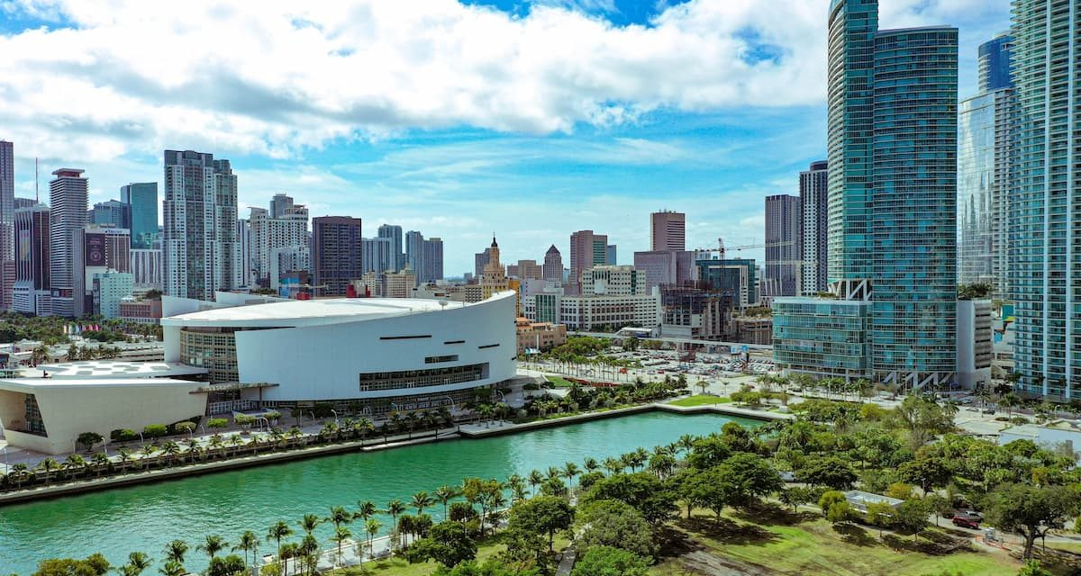 Miami Heat's AmericanAirlines Arena officially becomes the new FTX Arena