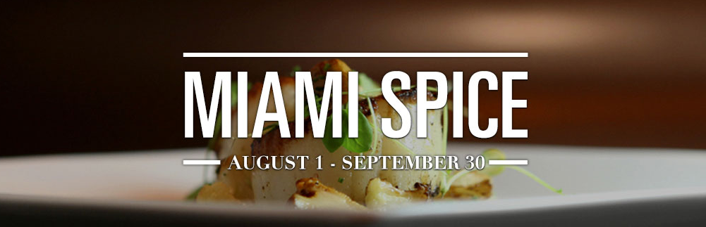Miami Spice sizzles in September