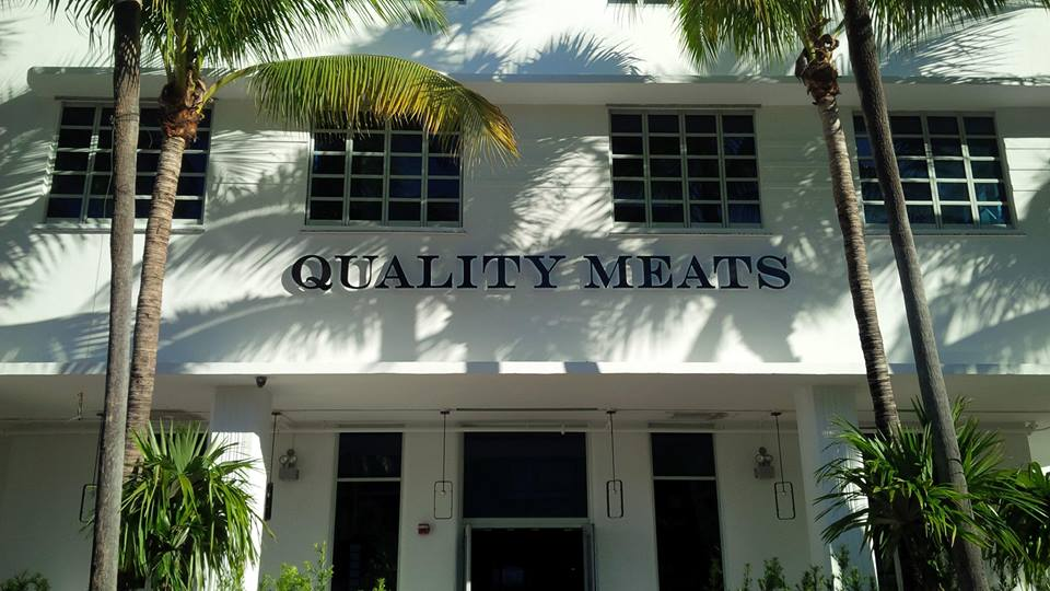 Charcuterie Platters Now Available At Quality Meats Miami Beach
