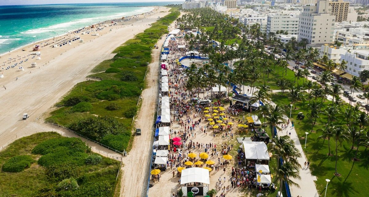 South Beach Seafood Festival Is Finally Back