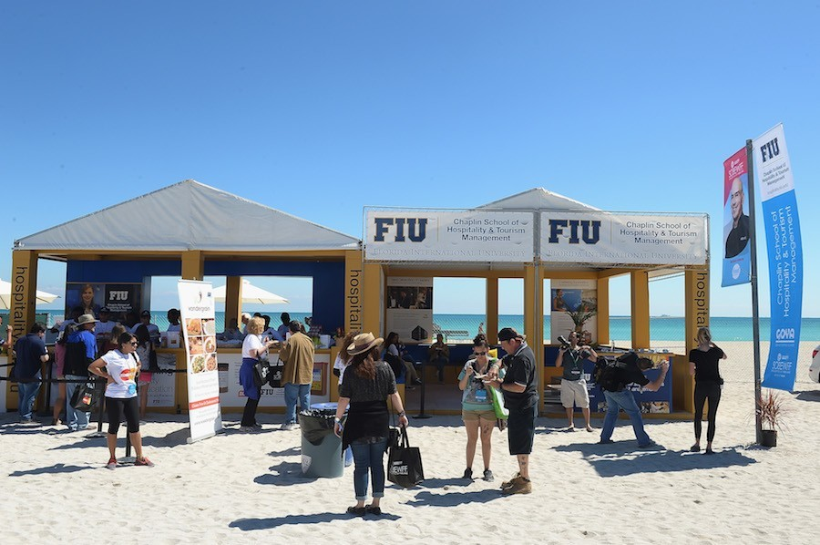 Indulge in Beats & Eats on the Beach at the 2019 Food Network & Cooking Channel South Beach Wine & Food Festival