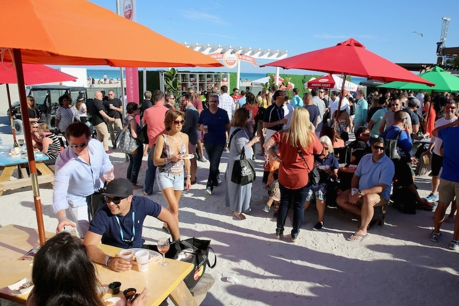 Beachside eats, beats and more at South Beach Wine & Food Festival