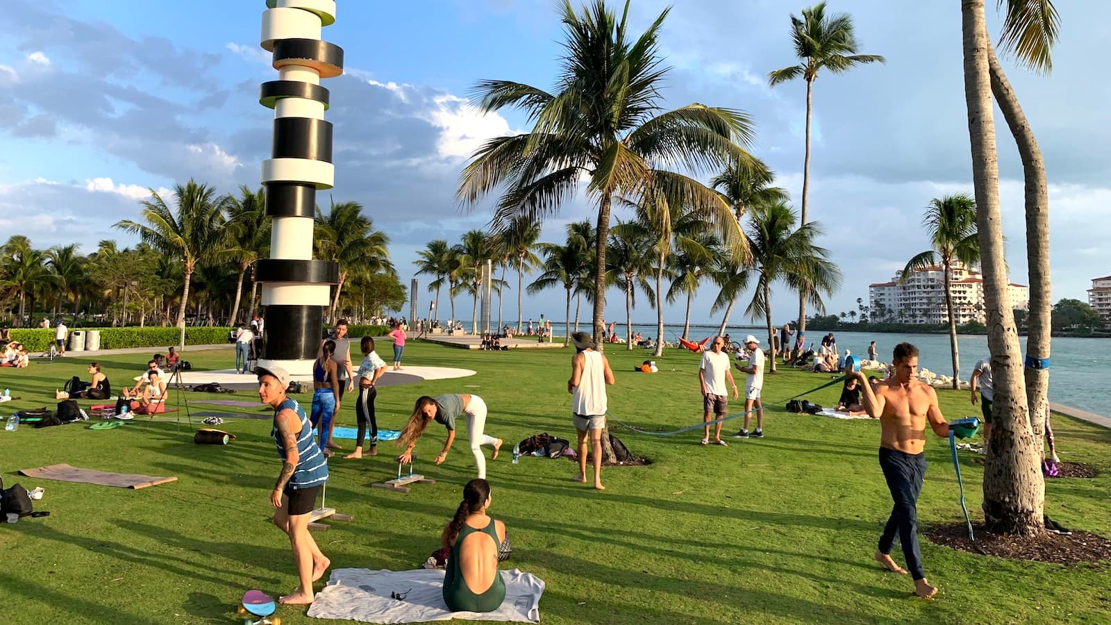 Spreading Good Vibes and The Fitness Lifestyle in Miami