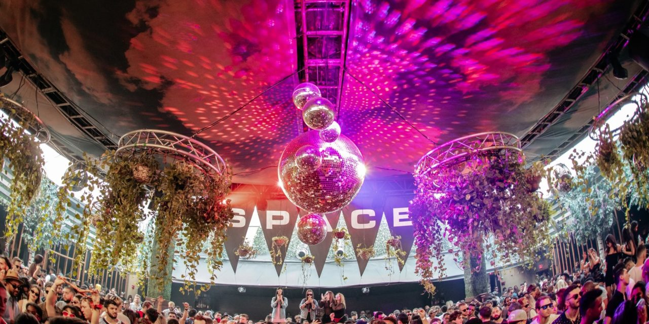Space nightclub